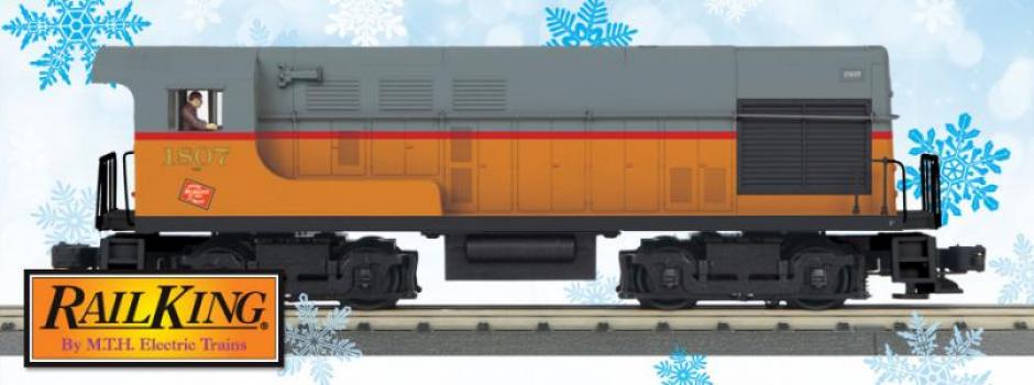 Railking Webstore Holiday Offers